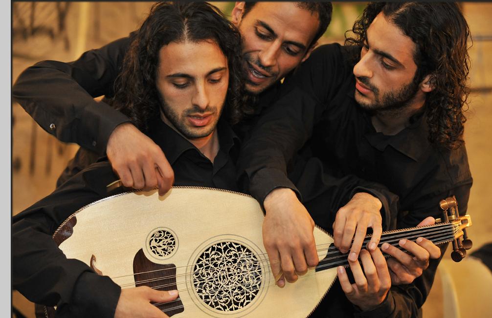 Adnan, Samir and Wissam Joubran - from www.letriojoubran.com