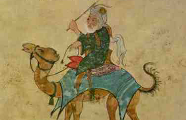 Ibn Battutah 1325 Image courtesy Picasaweb