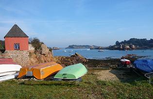 Ile de Bréhat. Image © Didoune Flickr