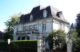 Villa Turgenev in Baden-Baden