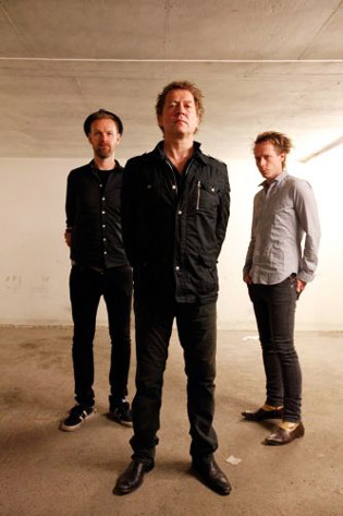 NPM Trio with Erland Dahlen - NPM - Stian Westerhus