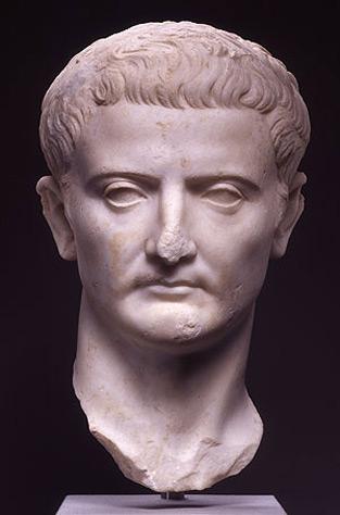 The Emperor Tiberius