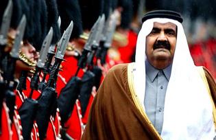Sheikh Hamad bin Khalifa Al Thani – Emir of Qatar