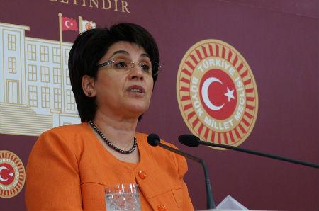 Kurdish activist - Leyla Zana