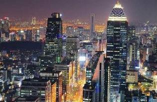 Seoul, capital of South Korea