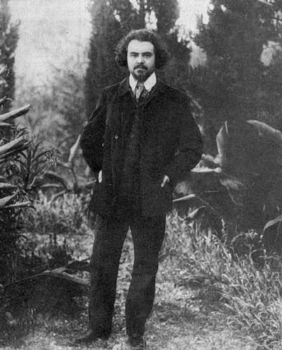Russian philosopher Nikolai Berdyaev