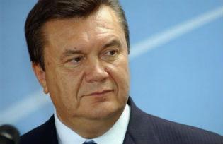 Viktor Fedorovych Yanukovych - President of Ukraine