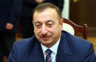 Ilham Aliyev, President of Azerbaijan