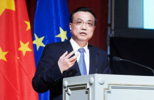 China's Prime Minister Li Keqiang