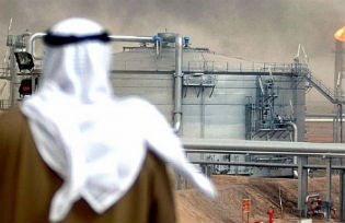Saudi oil production