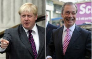 Johnson and Farage