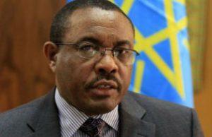 Hailemariam Desalegn - Prime Minister of Ethiopia