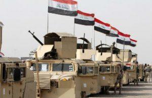 Iraqi army moving against Mosul