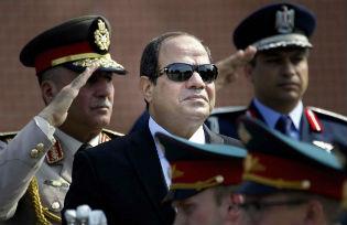 Abdel Fattah Saeed Hussein Khalil el-Sisi - President of Egypt